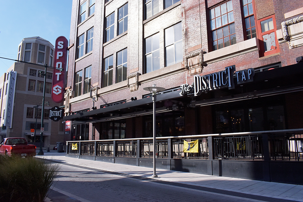 District Tap 2 in Downtown Indianapolis. A Johnson-Melloh mechanical project case study.